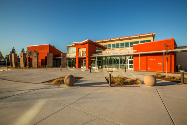 image of the Natomas Library
