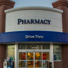 an image of a Rite Aid store front